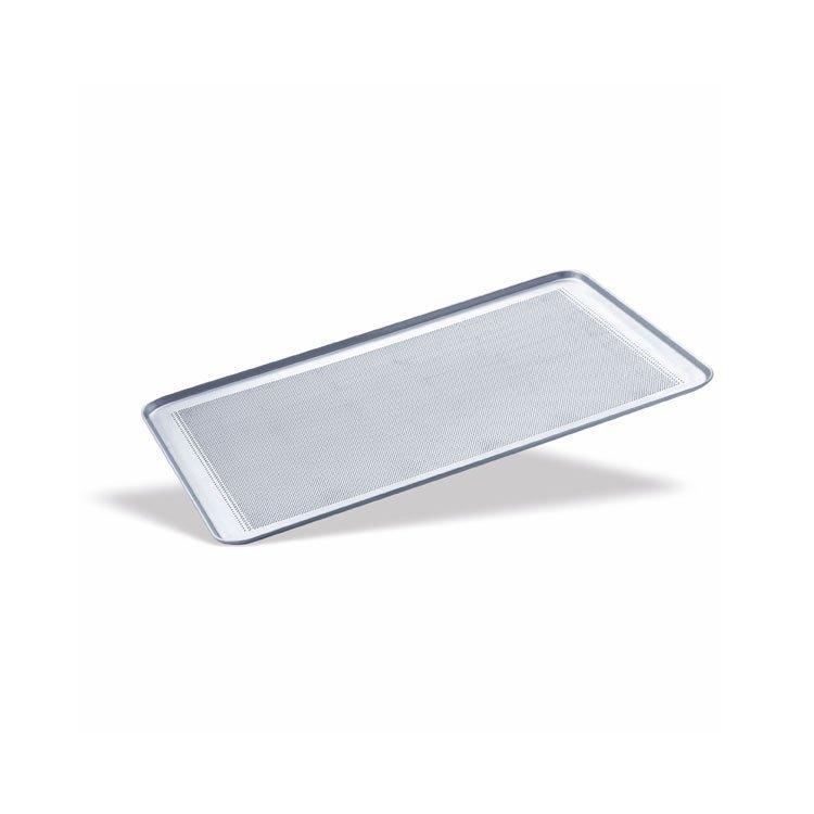 Bandeja perforada aluminio FM Industrial