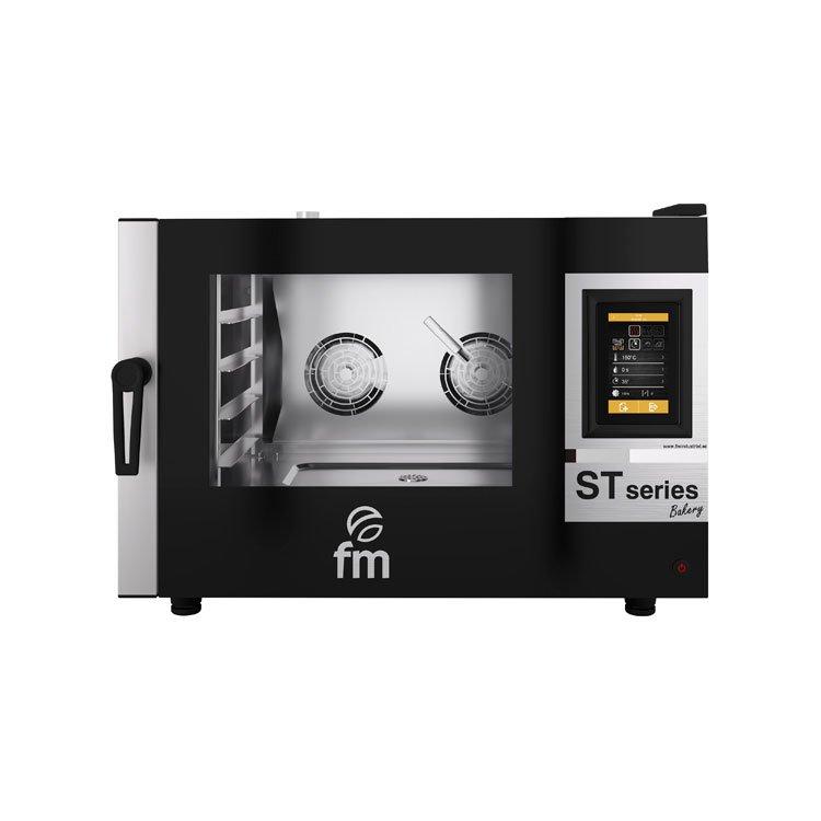 Horno panadería eléctrico STB 604 V7 FM industrial
