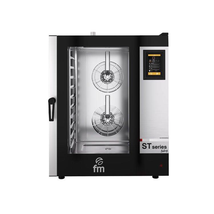 Horno panadería eléctrico STB 610 V7 FM industrial