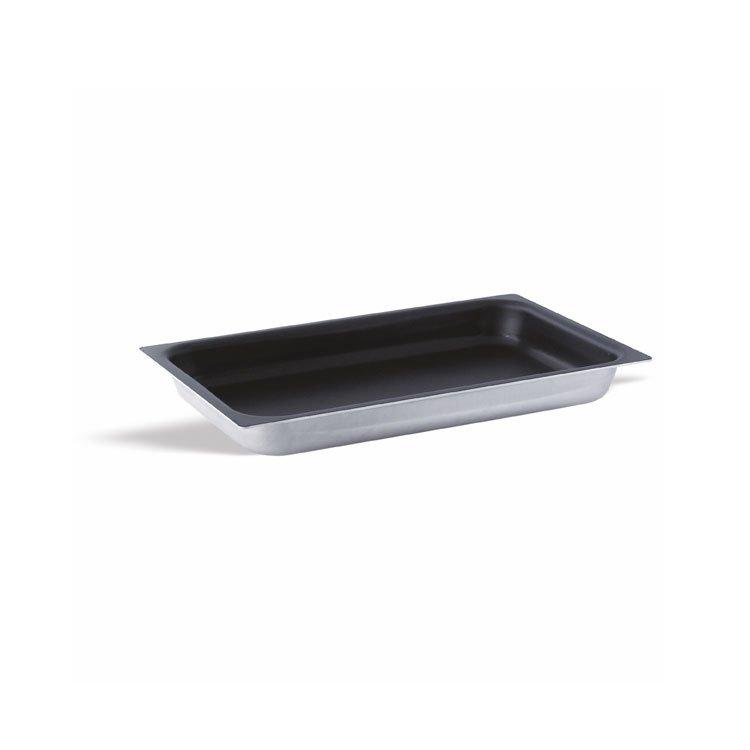 Cubeta aluminio antiadherente H 65 mm