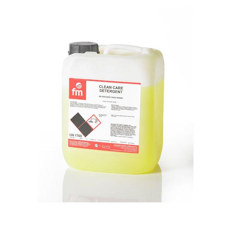 Detergente FM Industrial