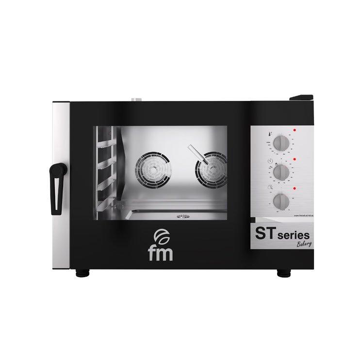 Horno panadería eléctrico STB 604 M FM industrial