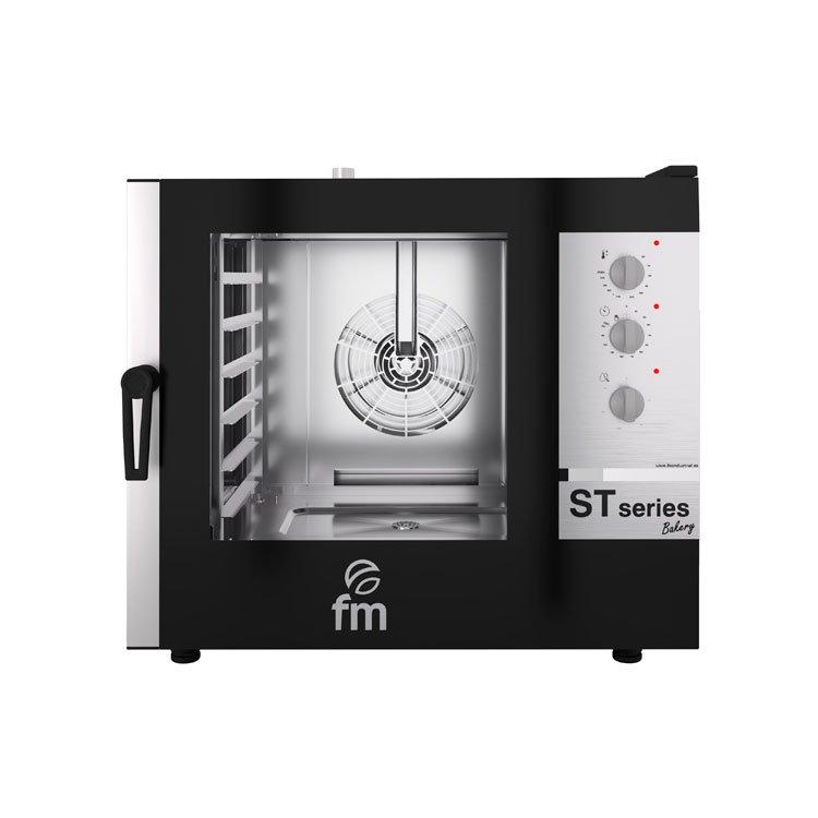 Horno panadería eléctrico STB 606 M GAS FM industrial