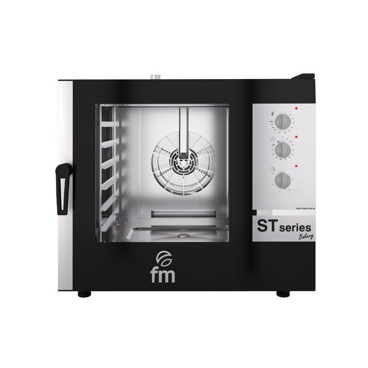 Horno panadería eléctrico STB 606 M FM industrial